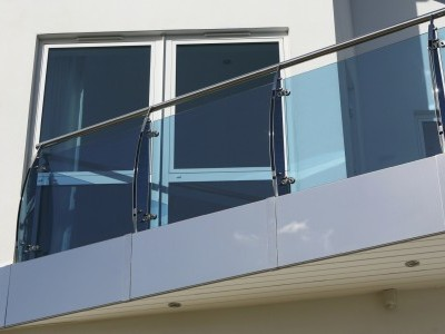 Laminated & toughened glass